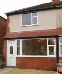 Thumbnail 2 bedroom terraced house to rent in Fredora Avenue, Blackpool
