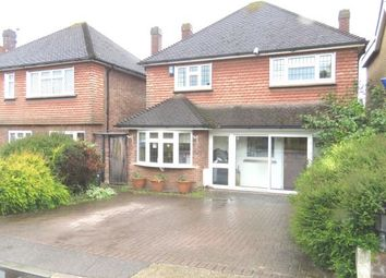 Thumbnail 3 bed detached house for sale in Fairview Road, Chigwell