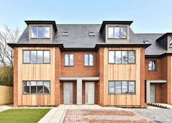 Thumbnail 3 bed semi-detached house for sale in Tovey Place, Kings Worthy, Winchester