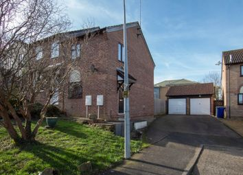 Thumbnail 2 bedroom end terrace house for sale in Old Rope Walk, Haverhill