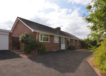 Thumbnail 3 bed detached bungalow for sale in Great Mead, Bishops Hull, Taunton