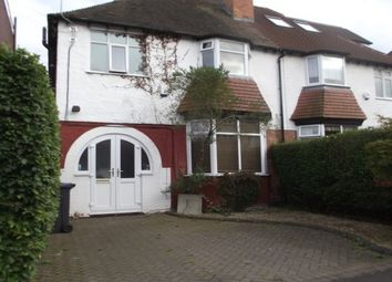 Thumbnail 3 bed semi-detached house to rent in Park Hill Road, Harborne, Birmingham