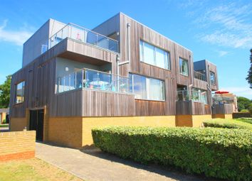 Thumbnail 2 bed flat for sale in Parade Walk, The Garrison, Shoeburyness