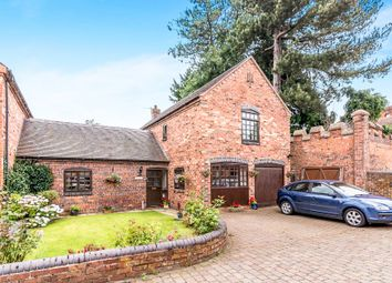 Thumbnail 3 bedroom barn conversion to rent in Lapley Hall Mews, Lapley, Stafford