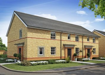 "Thumbnail 3 bedroom end terrace house for sale in ""Folkestone"" at Sutton Way, Whitby, Ellesmere Port"