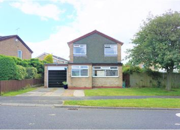 3 bed detached house for sale in Orpington Road, Cramlington NE23