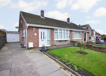 Thumbnail 2 bed semi-detached bungalow for sale in Westsprink Crescent, Westonfields, Stoke-On-Trent