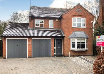 4 bed detached house for sale in Otter Close, Winyates Green, Redditch B98