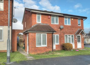 Thumbnail 2 bed semi-detached house for sale in Arnold Close, Taunton