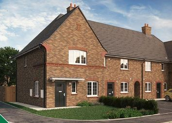 Thumbnail 3 bed end terrace house for sale in Plot 164 Wootton, Hansons Reach, Stewartby, Bedford