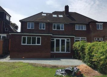 Thumbnail 6 bed property to rent in Kingslea Road, Shirley, Solihull