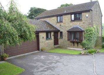 Thumbnail 4 bed detached house for sale in Ox Heys Meadows, Thornton, Bradford