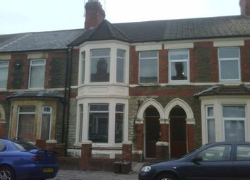 Thumbnail 3 bed property to rent in Manor Street, Heath, Cardiff