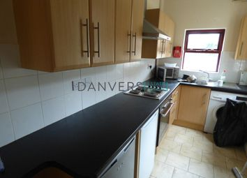 Thumbnail 4 bed terraced house to rent in Saxon Street, Leicester