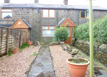Thumbnail 3 bed terraced house to rent in Tottington Road, Harwood, Bolton
