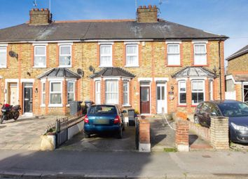 Thumbnail 3 bed terraced house for sale in St. Lukes Avenue, Ramsgate