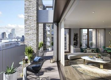 Thumbnail 3 bedroom flat for sale in Signature Place, Postmark, London