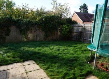 Thumbnail 4 bed detached house to rent in George Palmer Close, Reading