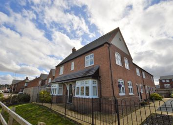 Thumbnail 3 bed terraced house for sale in Corporal Way, Saighton, Chester