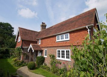 Thumbnail 4 bed detached house for sale in Powder Mill Lane, Leigh, Tonbridge