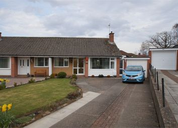 Thumbnail 3 bed semi-detached bungalow for sale in Wansfell Avenue, Off Dalston Road, Carlisle, Cumbria