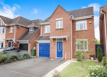 Thumbnail 4 bed detached house for sale in Ox Bow Way, Kidderminster