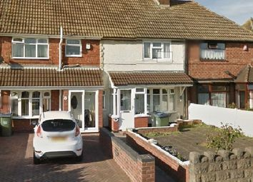 Thumbnail 3 bed terraced house to rent in Freeman Road, Wednesbury