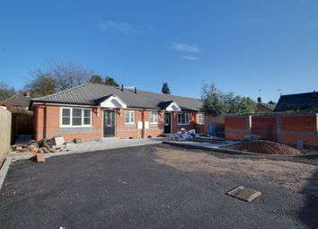 Thumbnail 4 bed semi-detached bungalow for sale in Radford Drive, Leicester