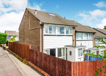 Thumbnail 3 bedroom end terrace house for sale in The Hawthorns, Pentwyn