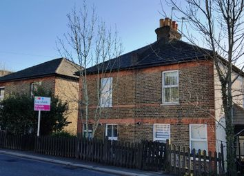 Thumbnail 2 bed semi-detached house for sale in Slades Hill, Enfield