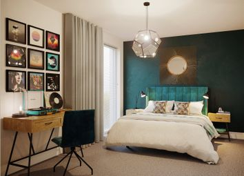 Thumbnail 1 bed flat for sale in Remix Helix, Harlesden, London