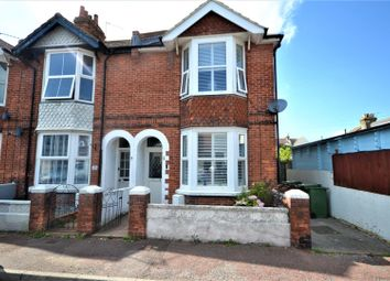 Thumbnail 2 bed end terrace house for sale in Fairlight Road, Eastbourne