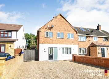 Thumbnail 3 bed end terrace house for sale in Church Lane, Cheshunt, Cheshunt, Hertfordshire