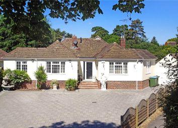 Thumbnail 3 bed bungalow for sale in Manor Close, East Preston, Littlehampton