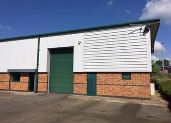 Thumbnail Warehouse for sale in Unit 9, Phase 1 Stretton Business Park, Brunel Drive, Stretton, Burton Upon Trent, Staffordshire