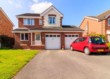 Thumbnail 4 bed detached house for sale in Park Avenue, Crowle, Scunthorpe