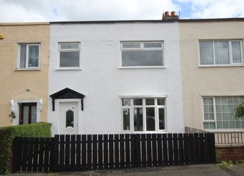 Thumbnail 3 bed terraced house for sale in Fernagh Drive, Newtownabbey
