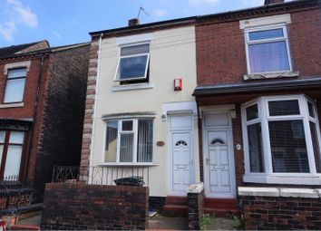 Thumbnail 3 bed semi-detached house for sale in Moston Street, Birches Head, Stoke-On-Trent