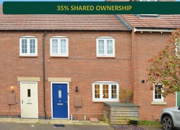 Thumbnail 2 bed town house for sale in Dairy Way, Kibworth Harcourt, Leicester
