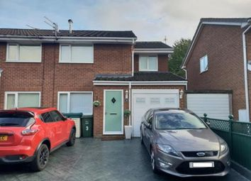 Thumbnail 3 bed semi-detached house for sale in Yulan Drive, Sale, Greater Manchester