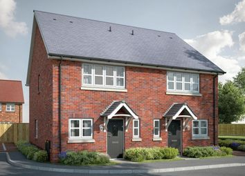 Thumbnail 2 bedroom semi-detached house for sale in Rocky Lane, Haywards Heath, West Sussex