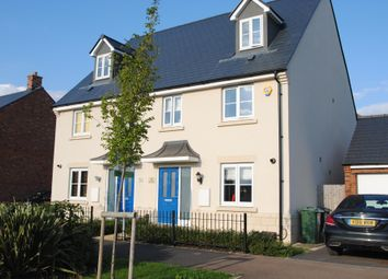 Thumbnail 4 bed semi-detached house for sale in Sunrise Avenue, Bishops Cleeve, Cheltenham
