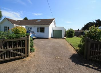 Thumbnail 3 bed detached bungalow for sale in Colestocks, Honiton