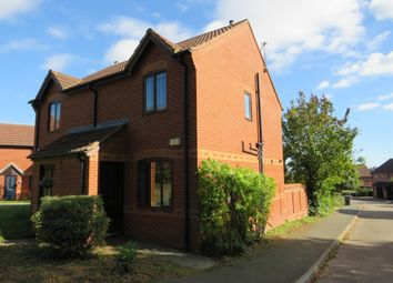 Thumbnail 2 bed semi-detached house for sale in Huntingdon Court, Melbourne, Derby