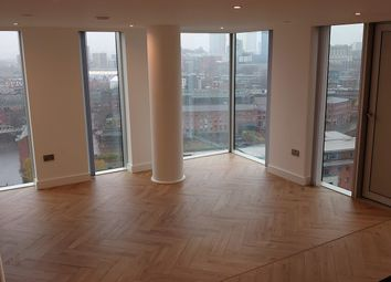 3 bed flat to rent in Crown Street, Manchester M15