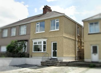 Thumbnail 3 bed semi-detached house for sale in Penydre, Neath, Neath, West Glamorgan