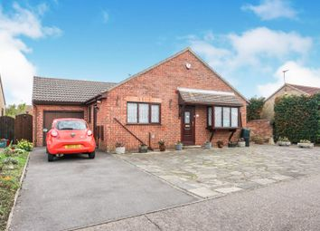 Thumbnail 2 bed detached bungalow for sale in Hawkendon Road, Clacton-On-Sea