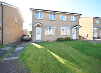 Thumbnail 2 bed semi-detached house for sale in Beechwood Park, Uphall Station, Livingston, West Lothian
