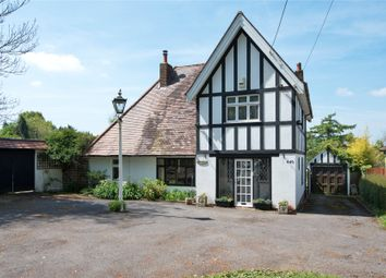 Thumbnail 3 bedroom detached house for sale in Main Road, Westerham, Kent