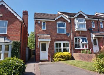 Thumbnail 2 bed end terrace house for sale in Yeomans Way, Sutton Coldfield